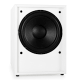 """Line 300-SW-WH Active 10"""" Subwoofer 250W RMS - White"""