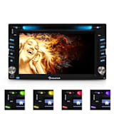 MVD-480 Car Stereo Multimedia Bluetooth player DVD CD MP3 USB SD