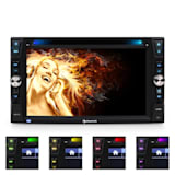 "MVD-481 Autorradio con pantalla 6,2"" DVD CD MP3 USB SD"
