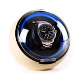 St.Gallen Deux Watch Winder 4 Modes LED - Cream