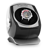 Senna Automatic Watch Winder Right-Left Run Black