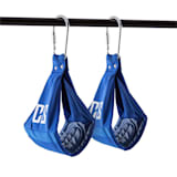 Capital Sports Armlug Ab Slings Sangles mousquetons en métal 120 kg max.