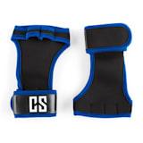CAPITAL SPORTS Palm Pro gewichthef handschoenen maat L zwart/blauw