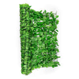 Blumfeldt Fency Dark Ivy Recinto Privacy Antivento 300x100 cm Edera Verde Chiaro