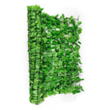 Blumfeldt Fency Dark Ivy Recinto Privacy Antivento 300x150 cm Edera Verde Chiaro