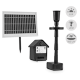 Waterworks 500 Water Pump Solar Fountain 500l / h LED Battery