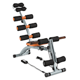 CAPITAL SPORTS Sixish Core Magtränarer Body Trainer orange/svart