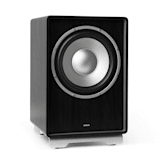 "RetroSub active subwoofer 24.5 cm (10"") black"