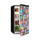 Cool Vibe, hűtőszekrény, A+, 90l, VividArt Concept, manga stílus, fekete
