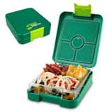 Caixa de Snacks schmatzfatz junior 4 Divisões 18 x 15 x 5 cm (LxAxP)