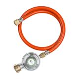 Tlačni ventil + plinska cev, 50 mbar, 1/2