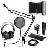 auna MIC-920B USB kit micro V5 casque micro perchette filtre anti pop et bruit