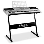 Pack Clavier Numérique 61 Touches USB MIDI + Pied