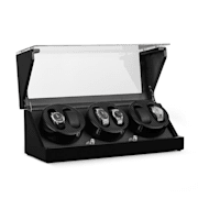 CA3PM Watch Winder Display Case for 6 Watches 6 watches