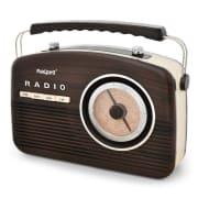 Radio portátil estilo retro Marquant MPR-104