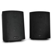 QTC BC5A dva aktivna komercijalna zvučnika 30 w rms crni