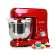 Gracia Rossa Stand Mixer 1000W 1.3 HP Red Red