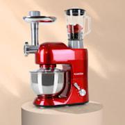 Lucia Rossa, kuhinjski robot, mikser, mljevenje mesa, crvena Crvena