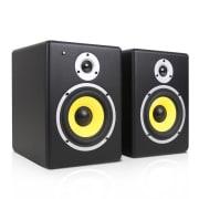 """PDSM6 DJ активни студийни монитори 6.5"""" инча 160W"""