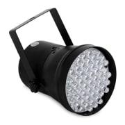 PAR36 DMX UV LED effektus