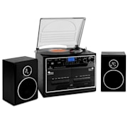 Sistem Stereo 388-BT HiFi CD Bluetooth USB SD