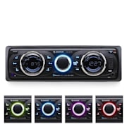 MD - 160 BT autorádio, MP3, USB, RDS,SD, AUX, bluetooth MD-160-BT