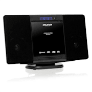 MCD-81-BT stereo-inst. zwart Bluetooth USB FM AUX CD