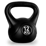 Kettlebell Poids d'entrainement haltères rondes 12kg