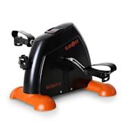 mini sobni bicikl 2G, crno-narančasta boja Naranča