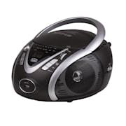 CMP-542 Ghettoblaster Schwarz USB CD MP3 Schwarz