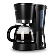 Sunday Morning koffiezetapparaat zwart 900W 1.2 liter Zwart
