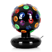 Disco Ball discopallo LED 9W musta
