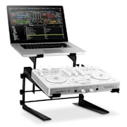 DJX-250 supporto laptop mixer controller nero