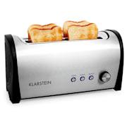Cambridge Zweischlitz-Toaster 1400W Silber