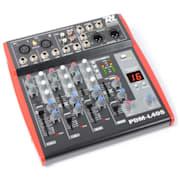 PDM-L405, 4-kanálový mixážny pult, USB, AUX,