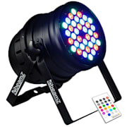 LED PAR 64 CAN 36, 120 W, rgbw, reflector led