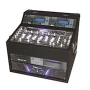 DJ1000MKII, CD MP3 USB AUX