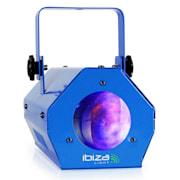 LCM003LED, moonflower, RGBW, zenés vezérlés, kék