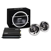 VC-PKPOWER, 1300 W, hi-fi set do auta
