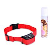 Balu, výcvikový obojek pro psy, včetně spreje, červený