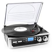 TT-196E Record Player USB MP3 AM / FM Phono
