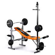 Ultimate Gym 3500 Kraftstation Hantelbank Latissimus Arm-/Beincurler