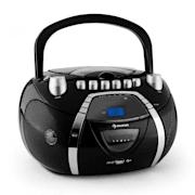 BEEBOY, RADIO, CD, MP3, USB, ČRNA BARVA