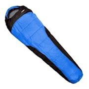 Gullfoss sacco a pelo 230x80x55cm 2 strati 1 kg blu blu