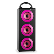 Beachgirl XXL Bluetooth Speaker Pink USB SD AUX FM Pink | XXL