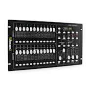 DMX-024PRO 24-kanałowy kontroler DMX konsola oświetleniowa