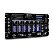 STM-3007, 6-kanalna DJ mikseta, bluetooth, USB, SD, MP3
