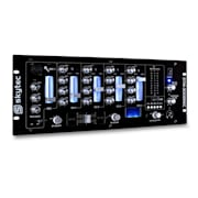 STM-3005REC, 4 csatornás DJ keverőpult, USB, MP3, REC, EQ