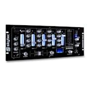 STM-7010 4-canale DJ Mixer USB MP3 EQ
