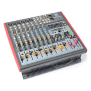 PDM-S1203A 12-Kanal Mischpult AMP USB DSP MP3 AUX EQ FX